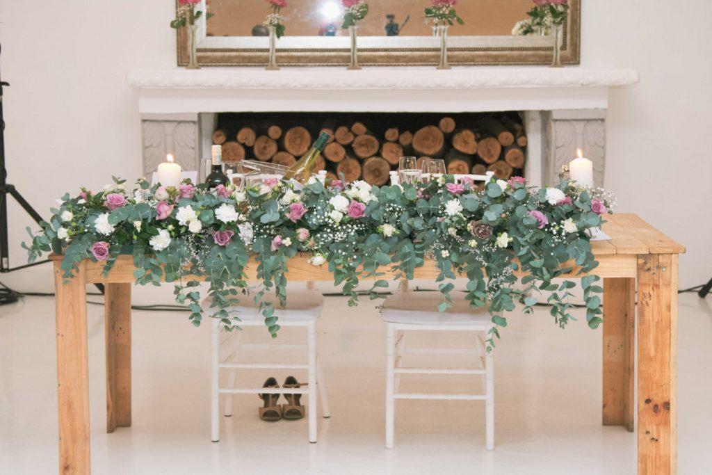 hertford hotel rustic wedding